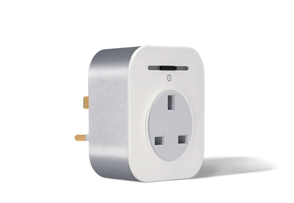 Clever electrical appliances: Wireless remote control outlet from ...