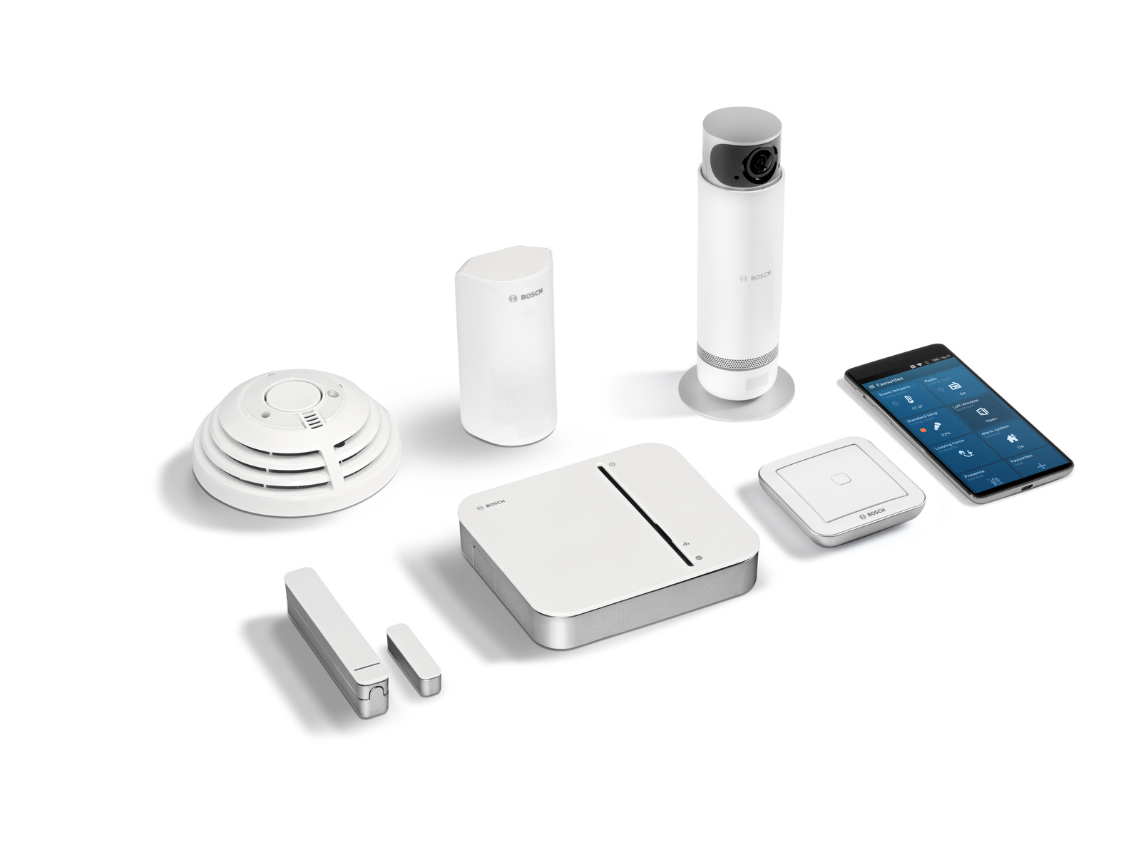 Premium Security Starter Kit Indoor Camera