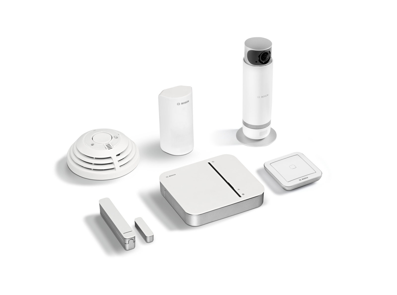 Kit de démarrage Sécurité Premium avec caméra intérieure