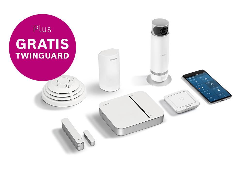 Premium Sicherheit Starter-Paket Innenkamera